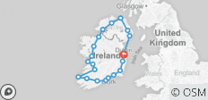 Irish Discovery - 21 destinations