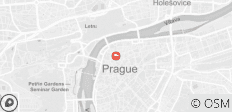 Prague Getaway 3 Nights - 1 destination