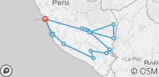Absolute Peru - 18 destinations