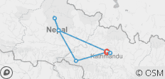 Nepal Adventure - 7 destinations