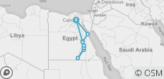 Discover Egypt - 10 destinations