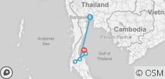 Southern Thailand Sojourn - 5 destinations