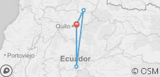 Ecuador Quest - 4 destinations