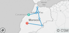 Morocco Real Food Adventure - 8 destinations