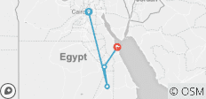 Egypt Family Holiday - 4 destinations