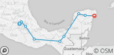 Real Mexico - 9 destinations