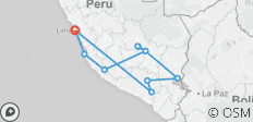 Essential Peru - 11 destinations