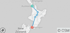 Sweet As North (Ex Auckland) 2019-20 - 5 destinations
