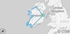 Wild Atlantic Way - Epic - 12 Days - 17 destinations