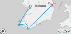 Wild Atlantic Way - South - 7 Day - 12 destinations