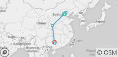 Golden China - 10 Days (from Beijing to Guilin) - 9 destinations