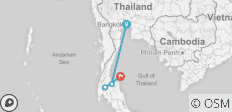 Thailand Experience - 4 destinations