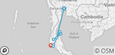 Thailand Island Hopper - 8 destinations