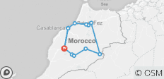 Totally Morocco - 9 days - 13 destinations