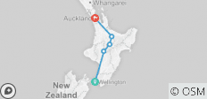 Sweet As North (Ex Wellington) 2019-20 - 5 destinations