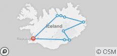 Best of Iceland - 9 destinations