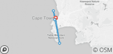 Cape Town Experience - Independent - 4 destinations