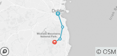 The Wicklow Way: Self Guided 4 Day - 4 destinations