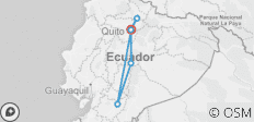 Ecuador Encompassed  - 6 destinations