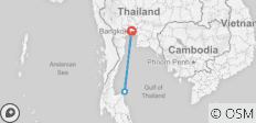 Highlights of Bangkok, Koh Samui 5 Days - 3 destinations