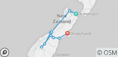 Stray - Short Willy Pass (South Island) - 10 destinations