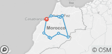 Road to Casablanca - 9 Days - 11 destinations
