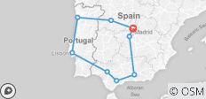 Highlights of Spain & Portugal - 9 Days - 9 destinations