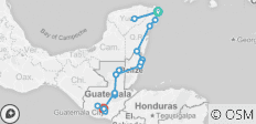 Conchita Express Ways (from Cancun) - 20 destinations