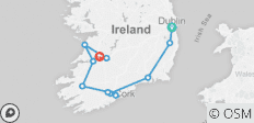 Treasures Of Ireland End Shannon - 11 destinations