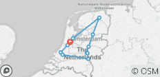 Best Of Holland - 12 destinations