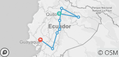 Ecuador Discovery with Ecuador\'s Amazon - 8 destinations