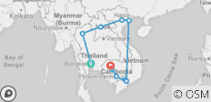 Discover Southeast Asia National Geographic Journeys - 12 destinations