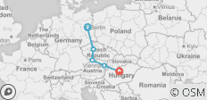 Explore Central Europe National Geographic Journeys - 5 destinations