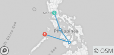 Wanderlands Philippines - 12 Days - 4 destinations