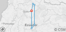 Ecuador Multisport Once in a Life Time 8 Days - 6 destinations