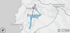 Ecuador Highlights 10 Days - 12 destinations