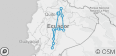 Ecuador Highlights 10 Days - 11 destinations