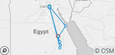 King Ramses - 13 days - 13 destinations