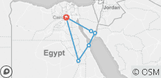 Egypt Unplugged - 10 days - 6 destinations