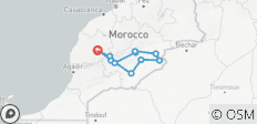 Morocco Desert Safari - 11 destinations