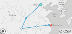 Yin and Yangtze - 16 days - 7 destinations