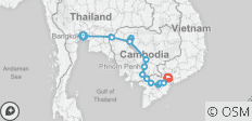 Cycle Indochina & Angkor - Premium - 20 destinations