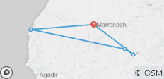 Marrakech To Marrakech (8 Days) Simply Morocco - 5 destinations