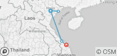 Hanoi to Hoi An - 8 days - 5 destinations