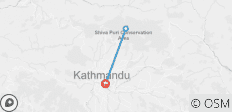 Nepal Impact Marathon: Bring your own equipment - 3 destinations