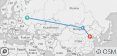 Genghis Khan  - 13 days - 4 destinations