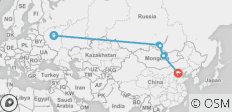 Highway to China - 15 days - 8 destinations
