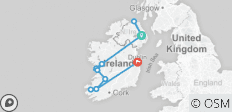 Northern & Southern Ireland - 12 destinations