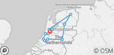 Best of the Netherlands - 12 destinations