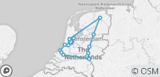Best of the Netherlands - 14 destinations